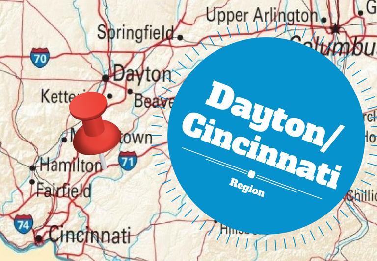 Cincinnati & Dayton Region (Mason), OH