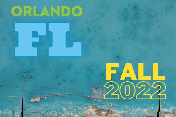 ORLANDO, FL 11/2/2022